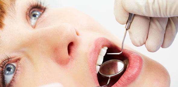 تشخیص دندان خراب در تهران