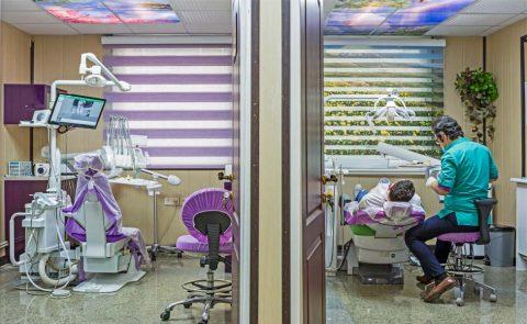 متخصص جراح لثه در تهران